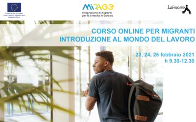 Corso online per migranti: introduzione al mondo del lavoro