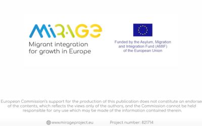 Φιλμάκι MIraGE – Εκπαιδεύσεις σε ΥΤΧ και Εργοδότες στην Κύπρο